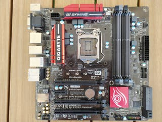 Placa Base Gigabyte GA-Z97MX Gaming 5