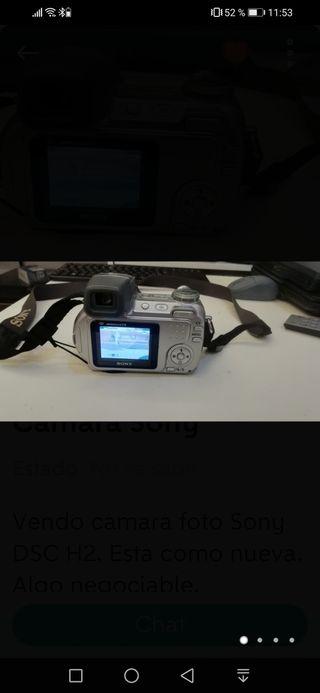camara dijital Sony
