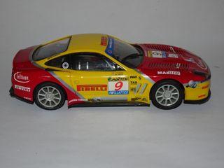 Coche Scalextric Ferrari 550 Maranello