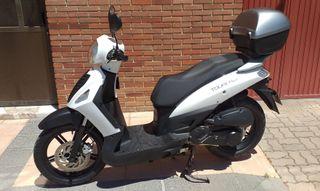 Vendo moto Hanway Tourer 125