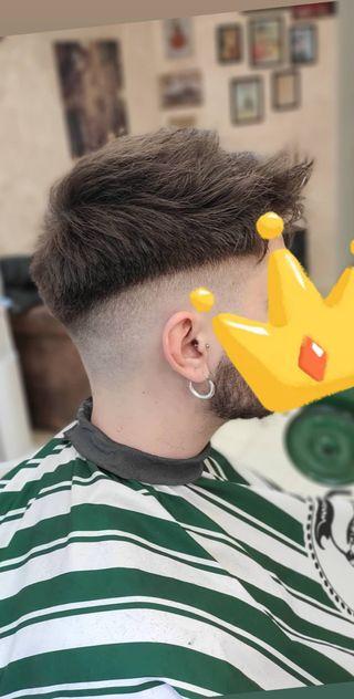 barbero peluquero a domicilio