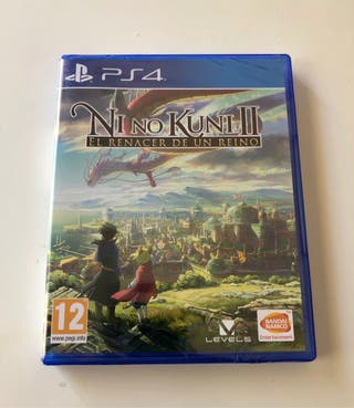 Ni No Kuni 2, El Renacer De Un Reino, PS4,