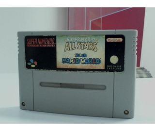 Super Mario All Stars Super Nintendo