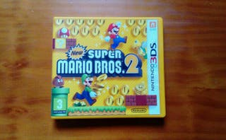 New Super Mario Bros 2 Nintendo 3ds 2ds