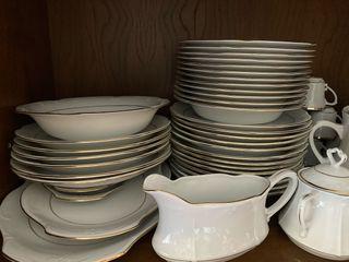 Vajilla porcelana GM Line Babaria