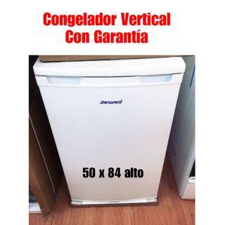 Congelador Vertical Benavent con garantía
