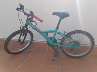Bici infantil 20 pulgadas 6-9 años