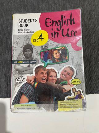 Libro de inglés 4 de eso