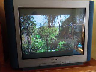 """TV Sony Trinitron 28"""""""