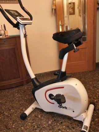 Bicicleta estática SportPlus