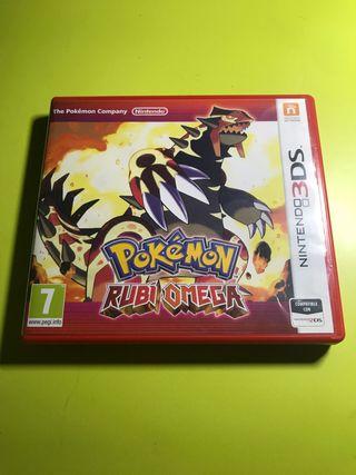 Juegos Pokemon para Nintendo 3ds