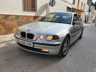 BMW Serie 3 compact 150cv 6 marchas diesel