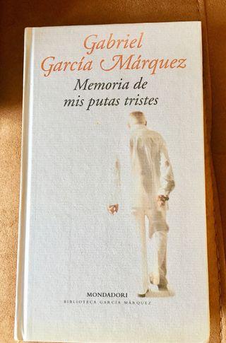 Novela Garcia Márquez