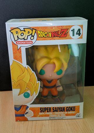 Goku FUNKO POP!