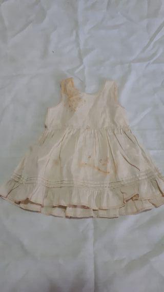 Vestido Mariquita Pérez años 50.