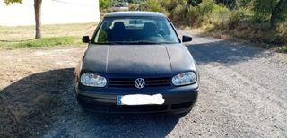 Volkswagen golf 25 aniversario 2002