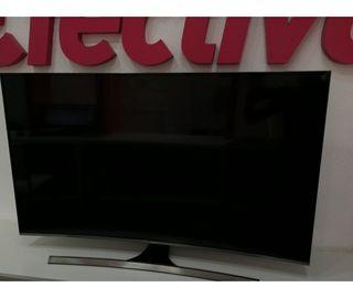 Smart TV 55 Curved UHD KU6640