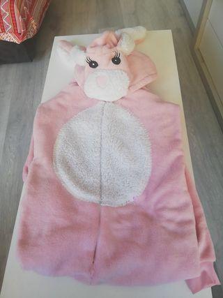 Mono pijama de Conejito
