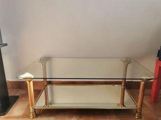 Conjunto de mesas bajas para salón