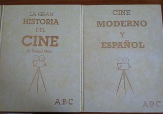 HISTORIA DEL CINE. 3 TOMOS