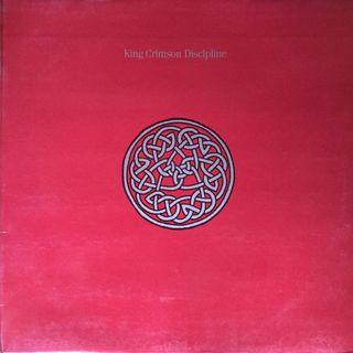 LP vinilo KING Crimson - Discipline