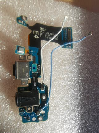 módulo de carga + Jack original Samsung s8