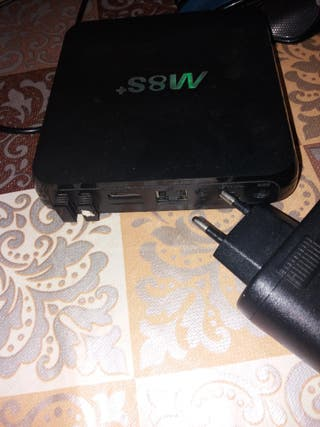smart box android +S8W