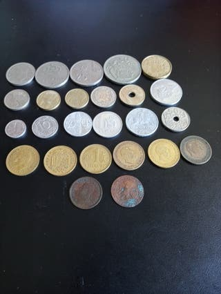 Moneda Española.