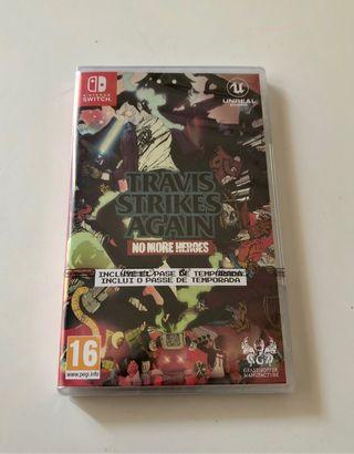 Travis Strikes Again, Nintendo Switch, Nuevo