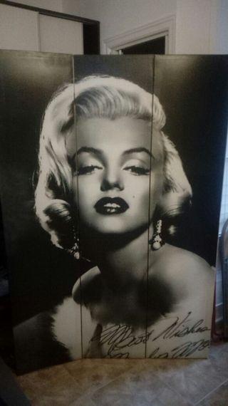 Biombo Marilyn Monroe
