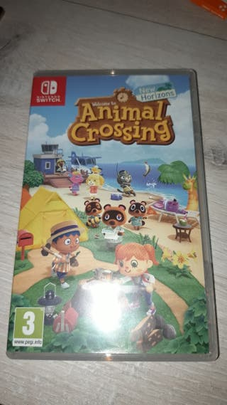 juego animal Crossing