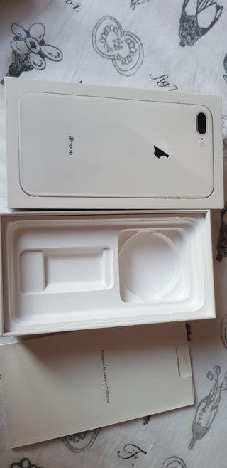 caja original iphone 8 plus