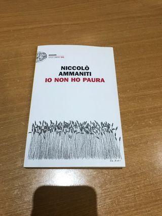 Vendo libro en italiano Niccolo ammanIti