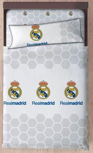juego de sábanas real madrid 90cm