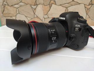Canon 6D Mark II + 24-105 f4 IS II