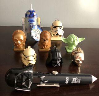Star Wars Figuras Vintage Raras 1996 Chupa Chups