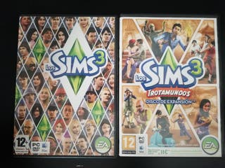 Los Sims 3 + trotamundos