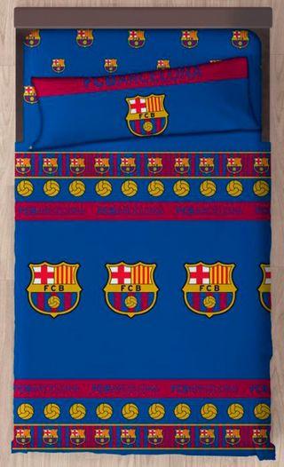 juego de sabanas Fútbol club barcelona