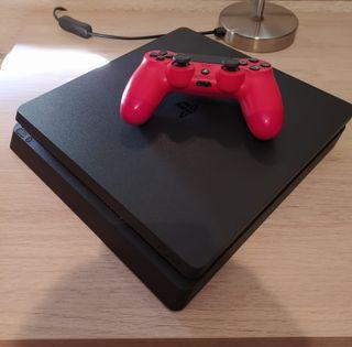 PS4 Slim 1TB con Mando