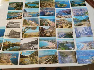 100 Postales Años 60 España