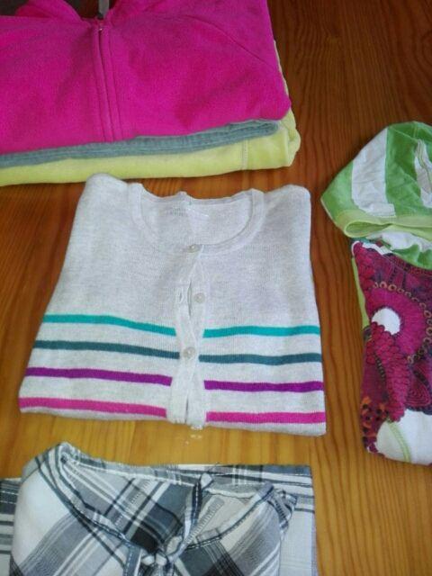 25 piezas de ropa talla 6 niña