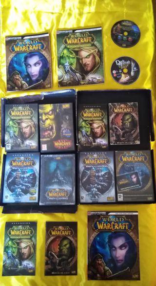 Colección de World of Warcraft