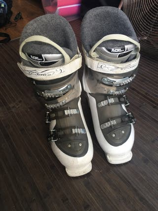 Botas de esquí, para principiante