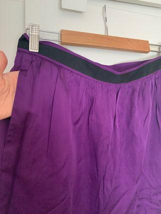 Gap size 6 purple skirt