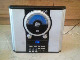 reproductor CD karaoke
