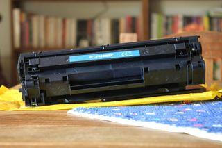 Cartucho tóner HP 85A