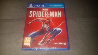 Marvel Spider-Man Nuevo y Precintado
