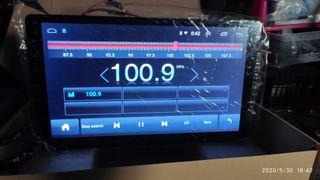 radio pantalla 10 pulgadas android