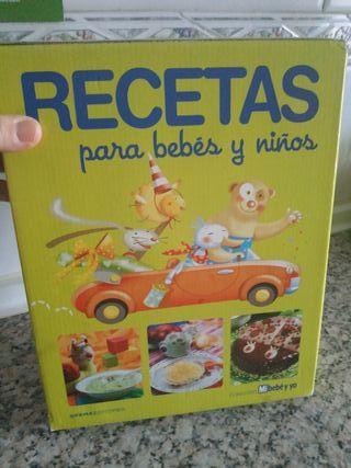 RECETAS PARA NIÑOS