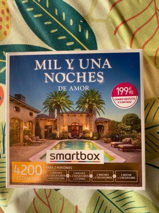 Smart Box Mil y una noches de Amor